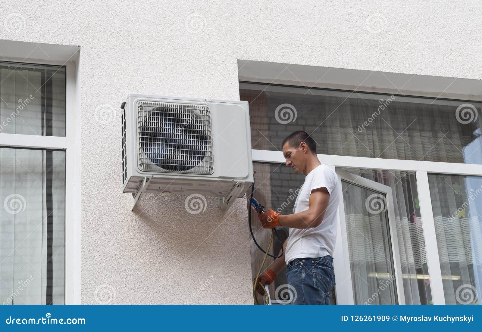 Установка кондиционеров воздух кондиционер kentatsu ksgma21hfan1 ksrma21hfan1 купить в новосибирске