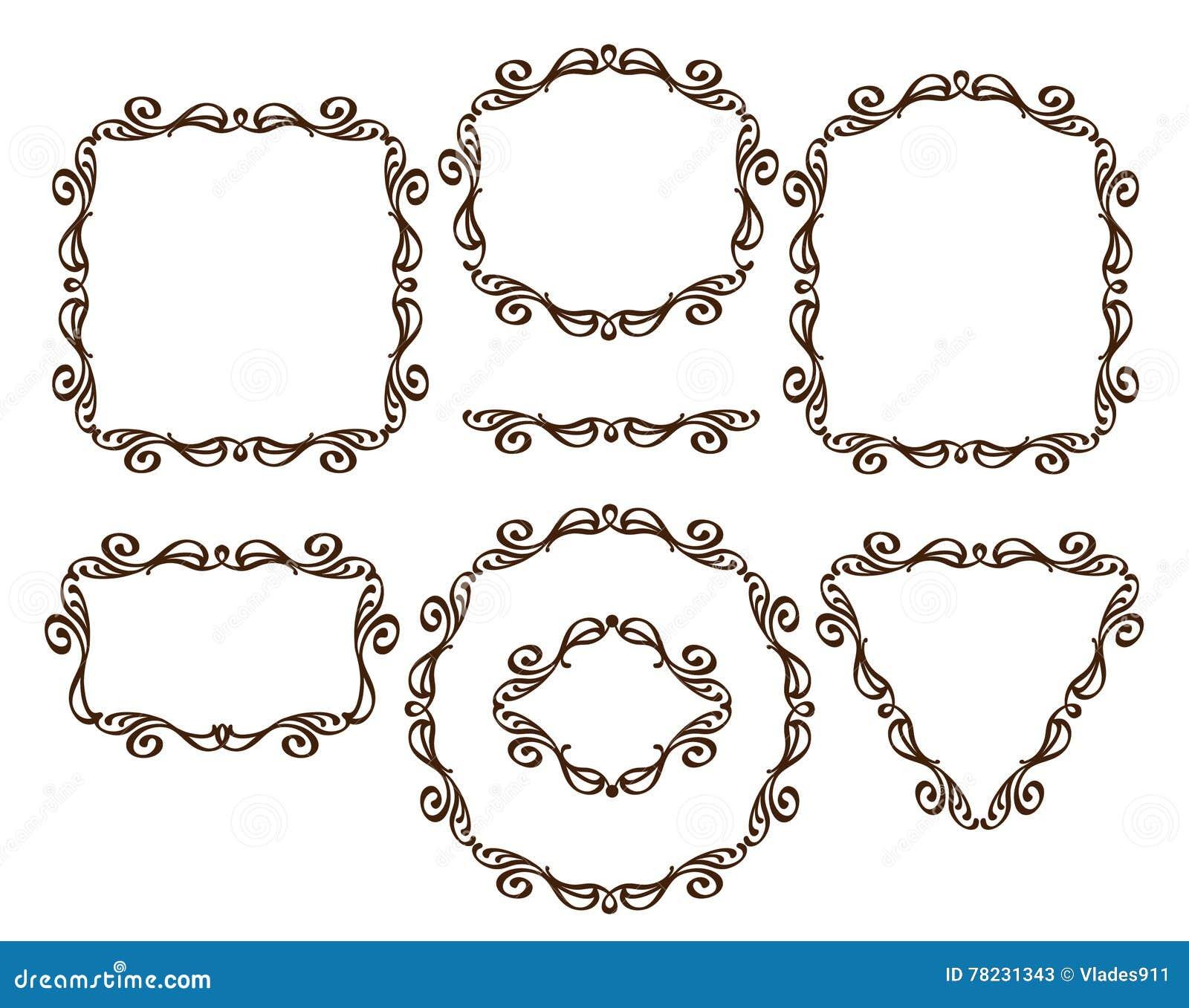 установленные рамки Винтаж Колодец построенный для легкий редактировать brougham