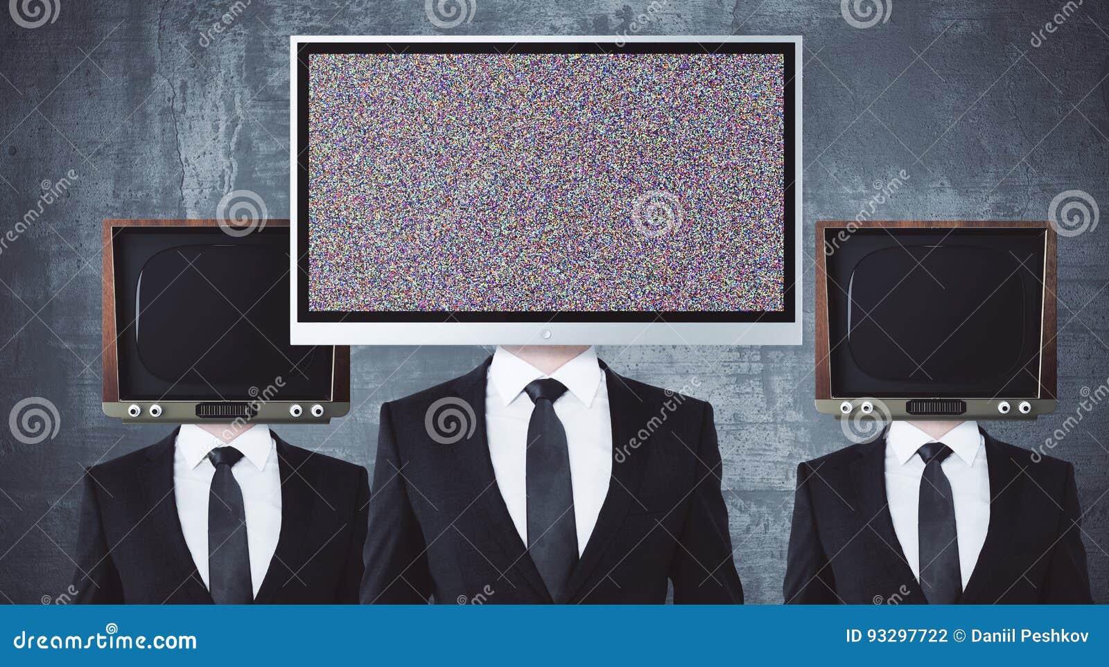 Устарелое и современное ТВ возглавило бизнесменов