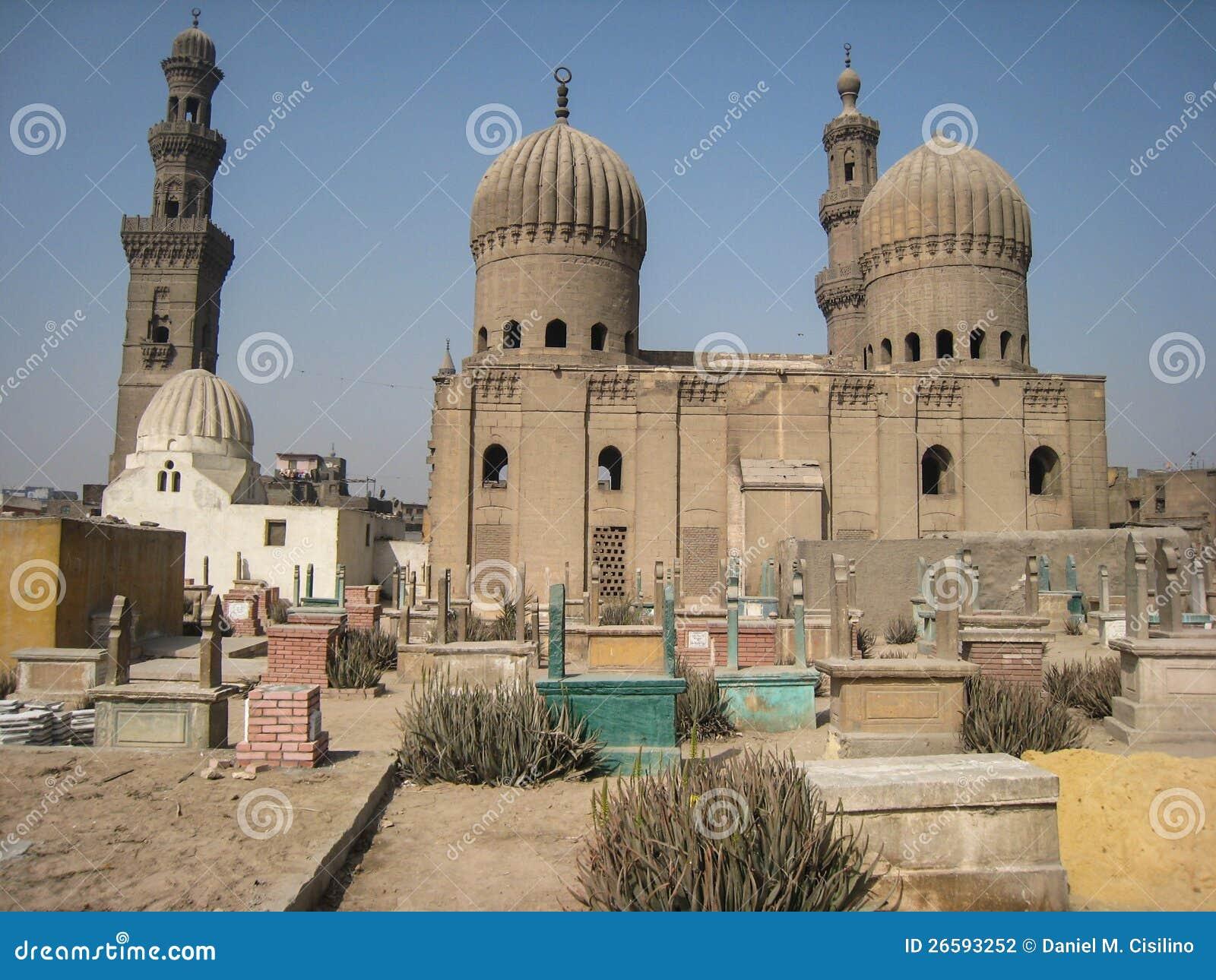 Усыпальницы калифов. Каир. Египет