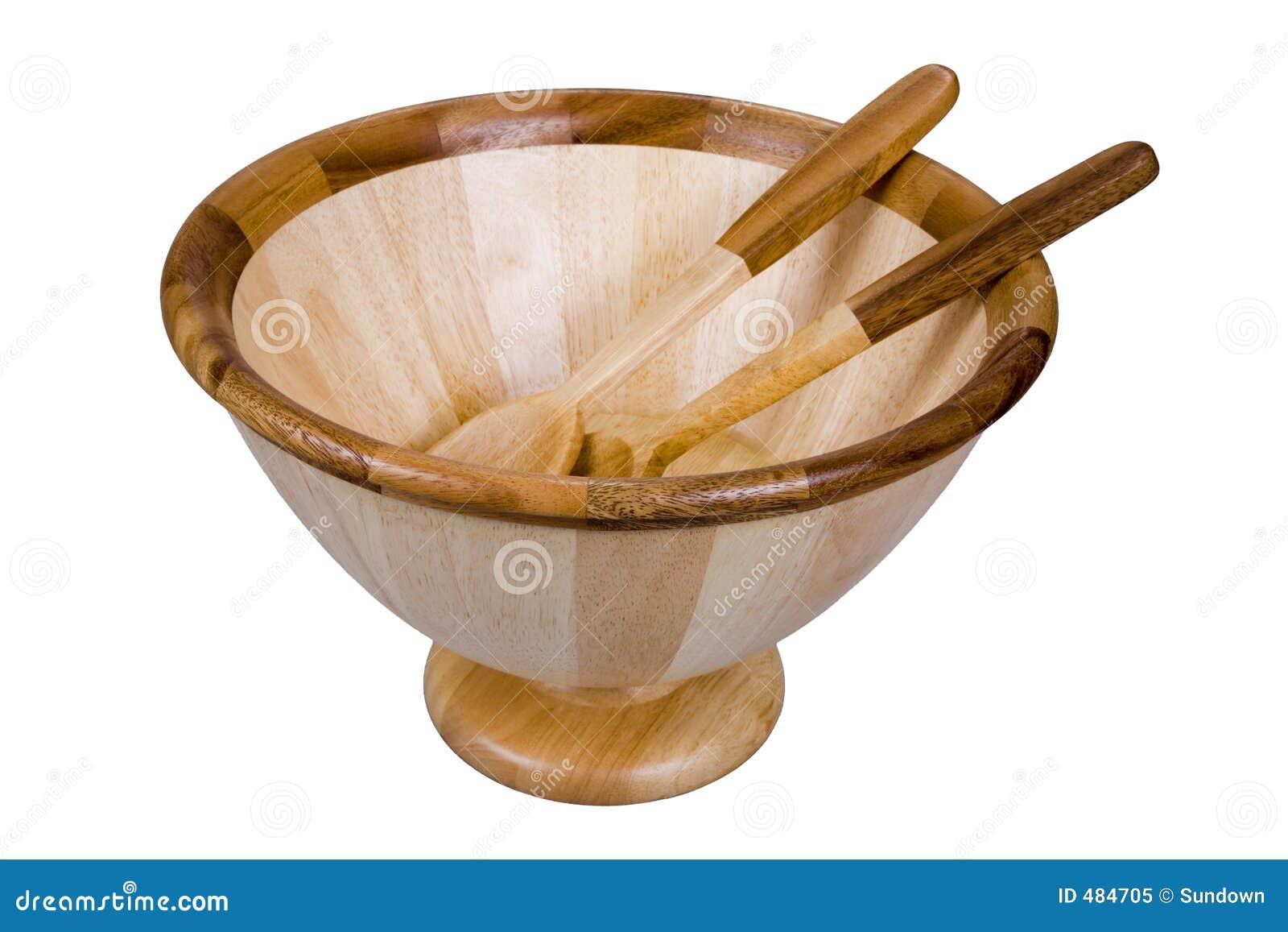 утвари салата шара деревянные