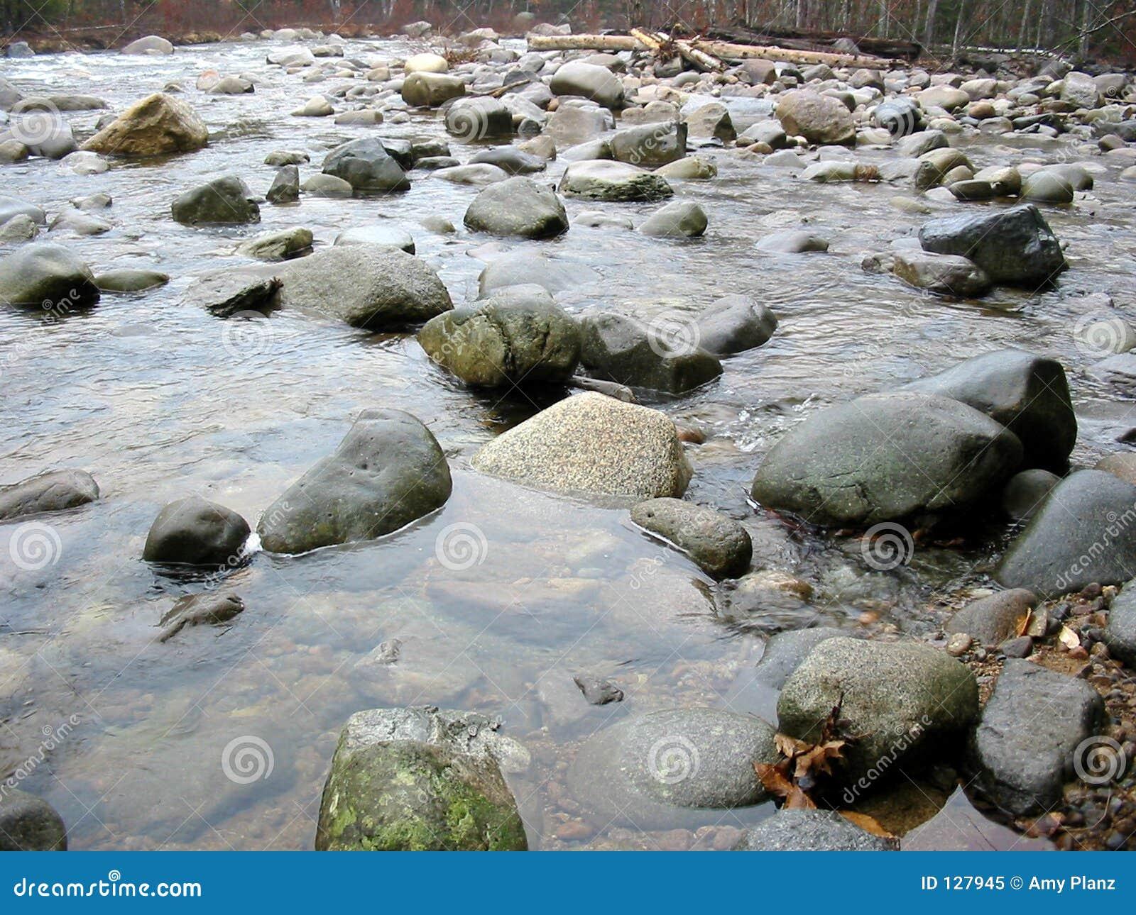 утесистые воды
