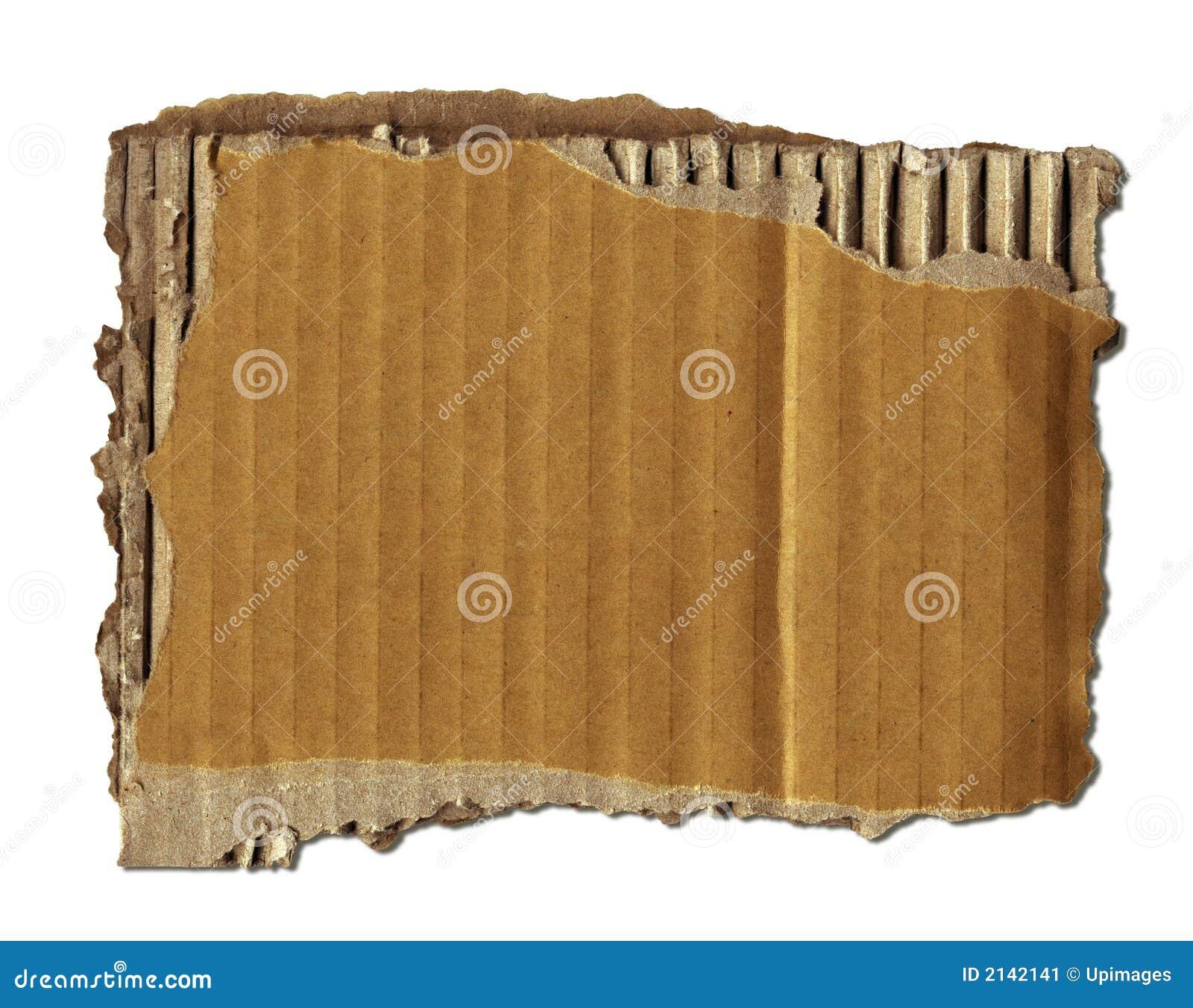утиль картона старый