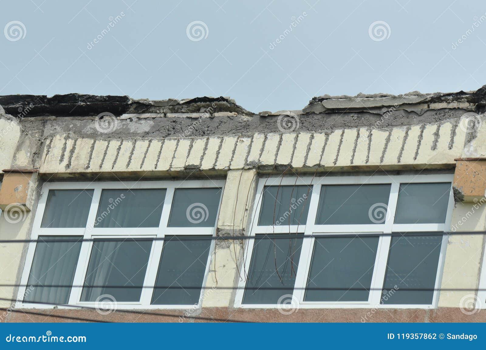 Ухудшенная крыша