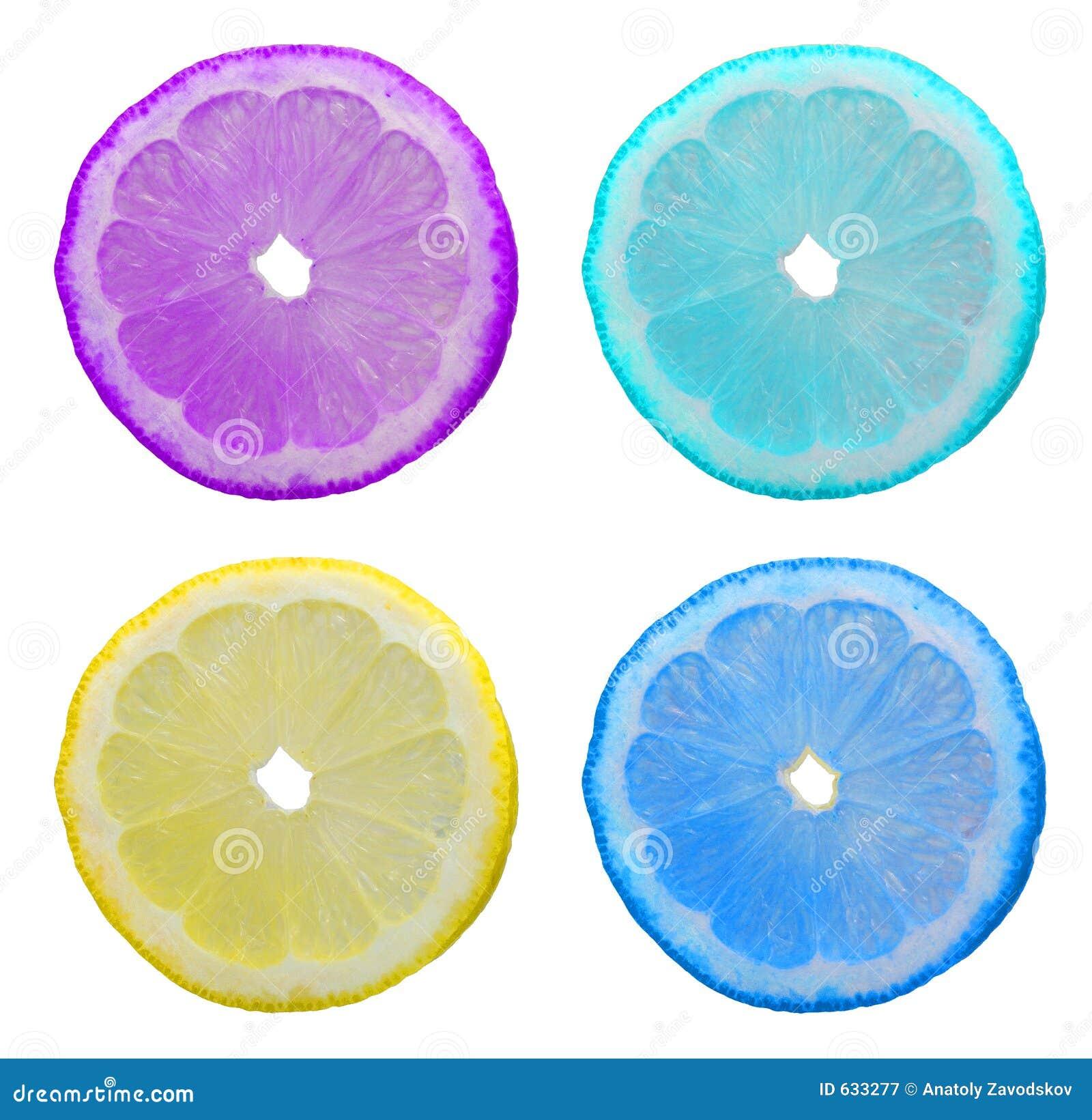 Download участки лимона стоковое изображение. изображение насчитывающей лимонно - 633277