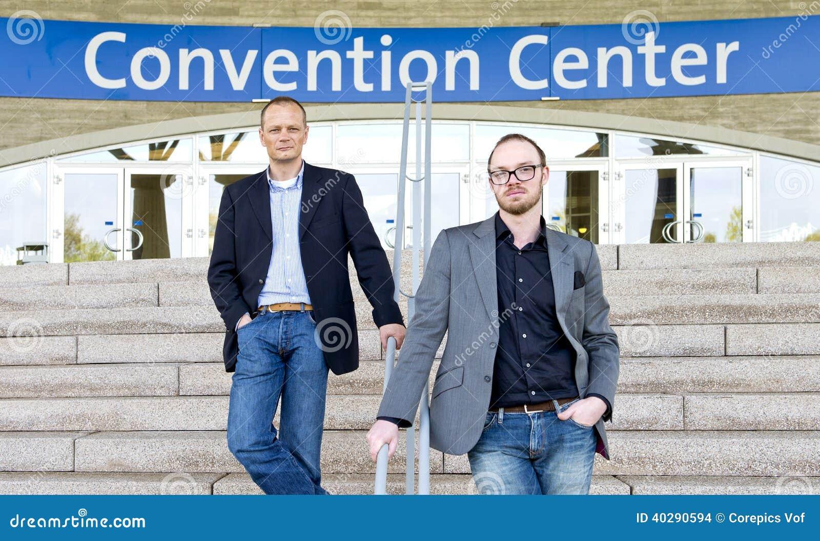 Участники конвенции