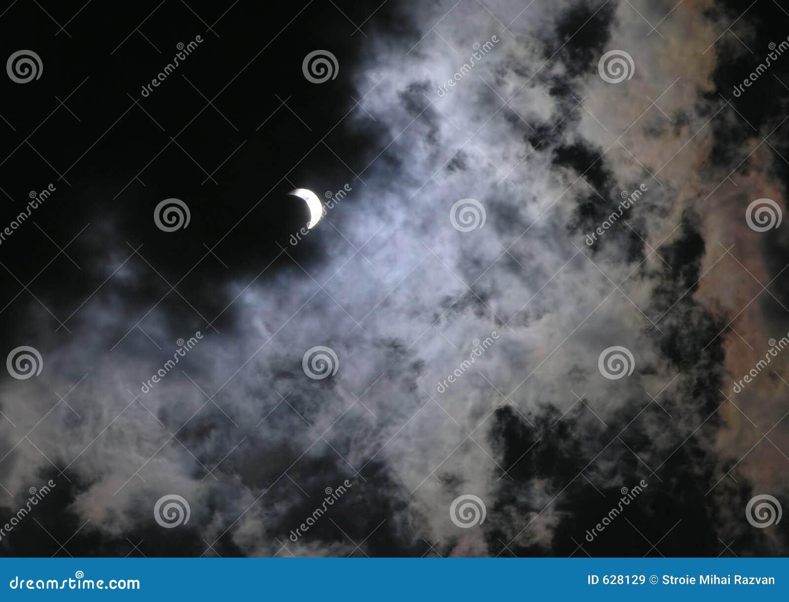 Download участок 70 затмений солнечный Стоковое Изображение - изображение насчитывающей небо, daytime: 628129