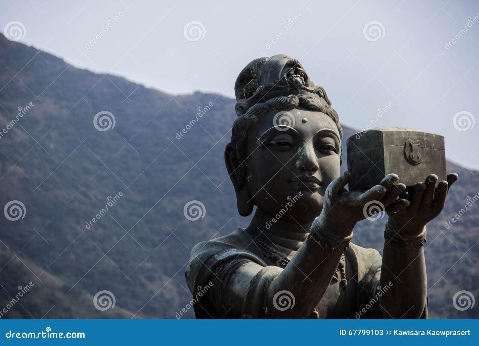ученик большого Будды