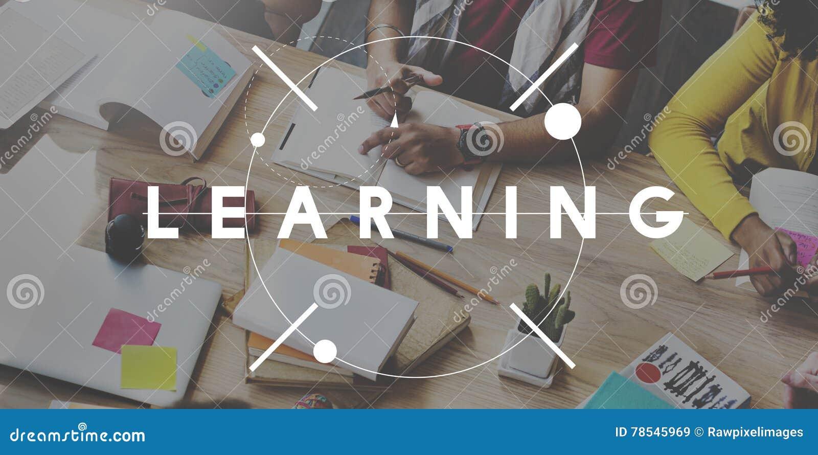 Учить концепцию идей знания улучшения образования