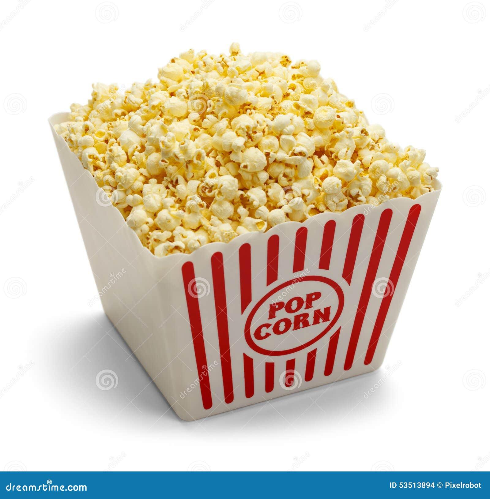 Ушат попкорна