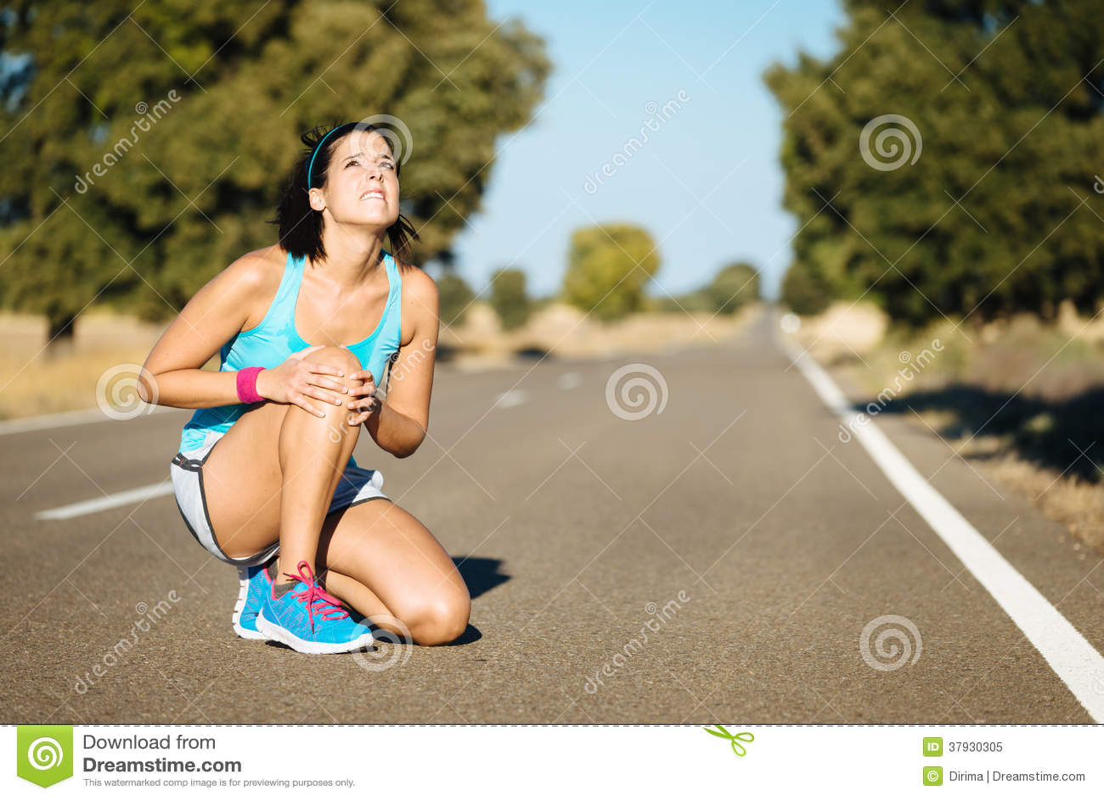 Ушиб идущего колена тягостный