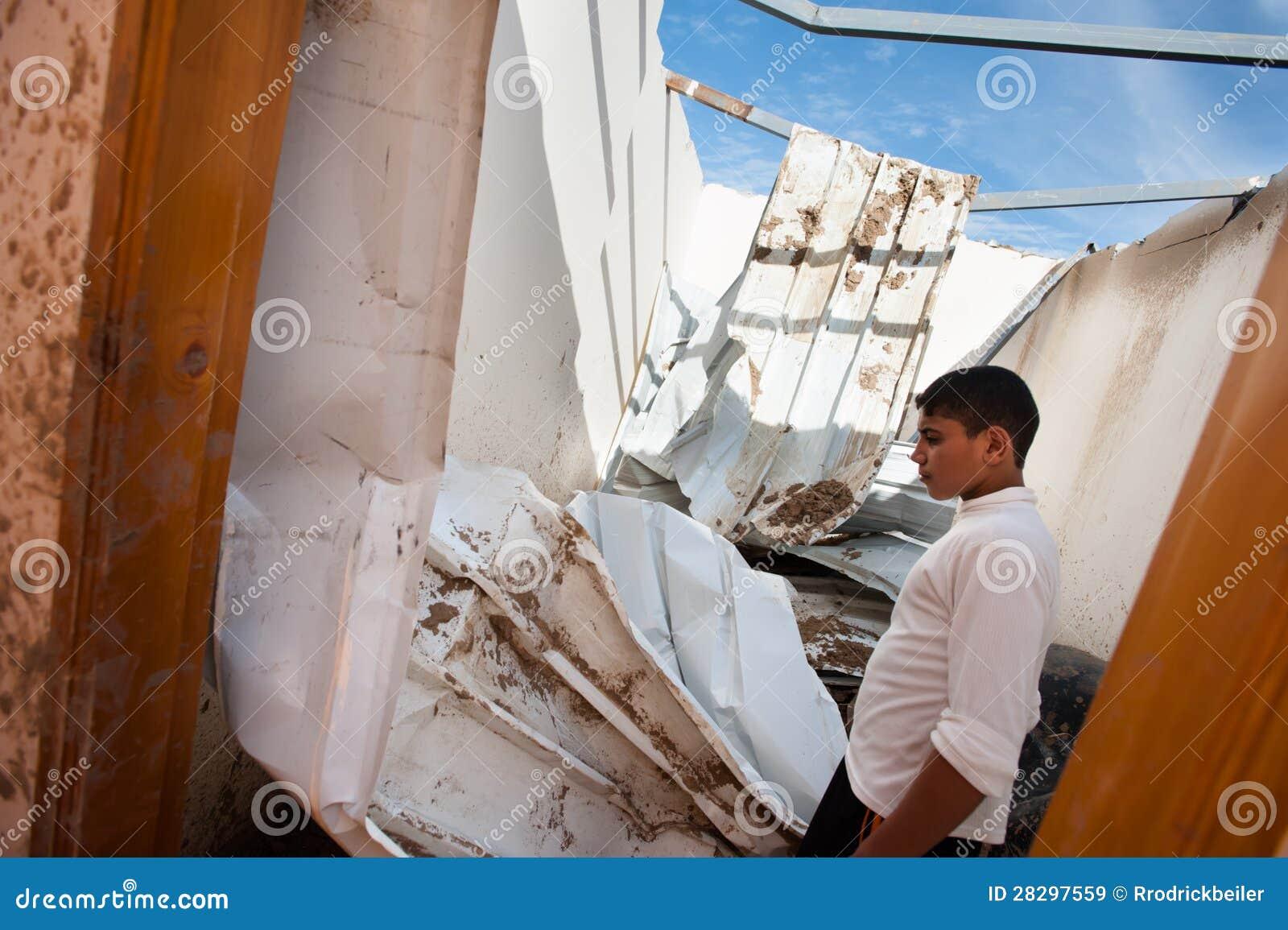 Ущерб от войны Газа
