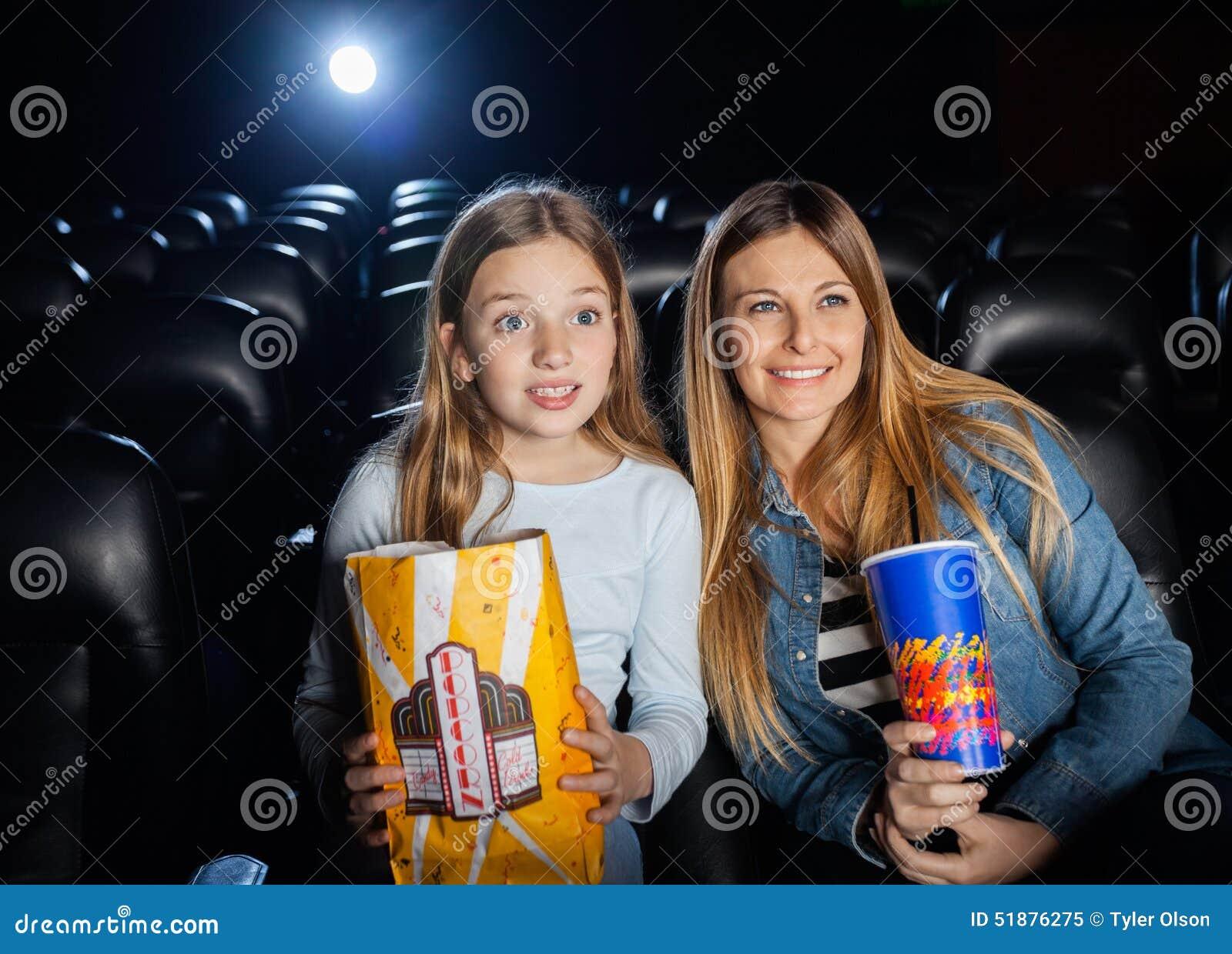 Кино девушка дочь