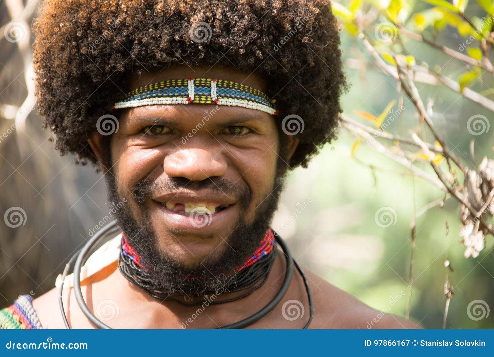 Улыбки Папуаой-Нов Гвинеи