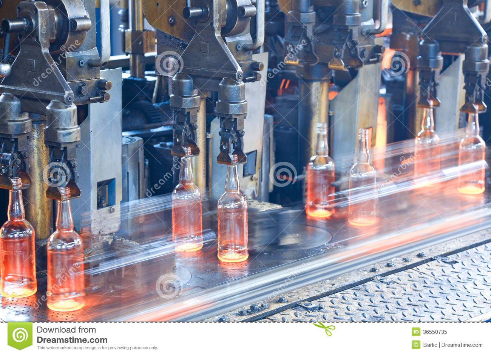 Фабрика бутылки