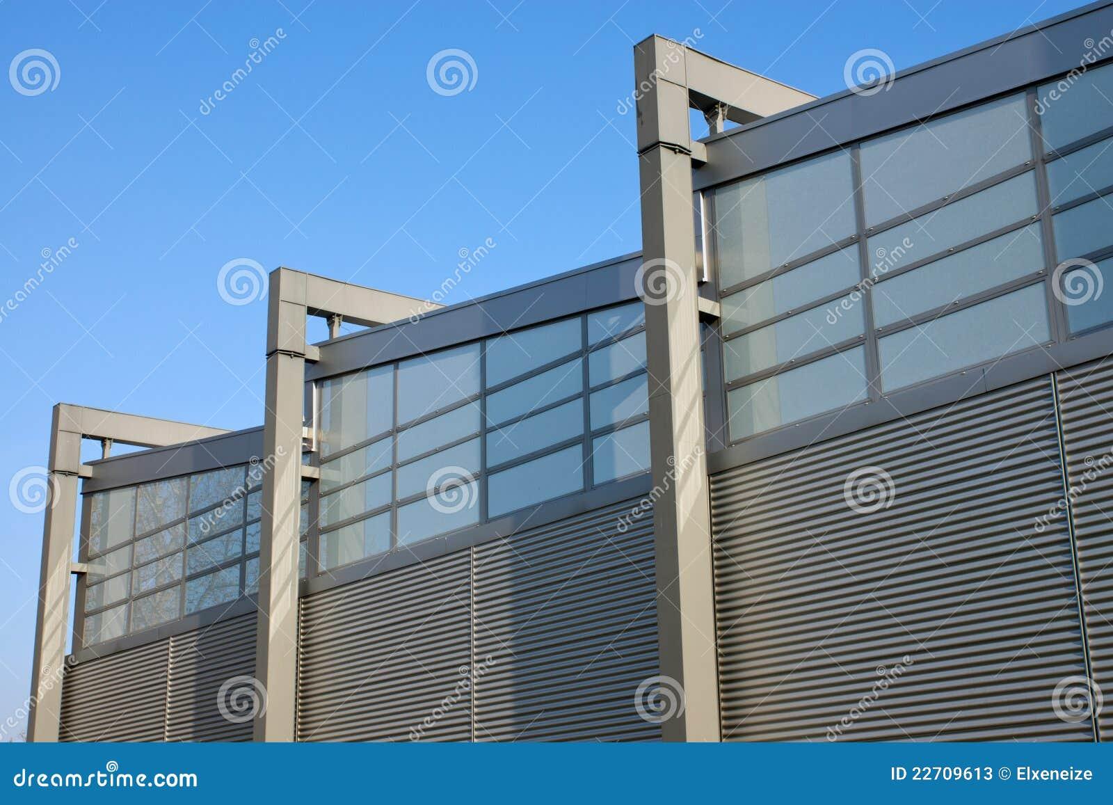 фабрика фасада здания
