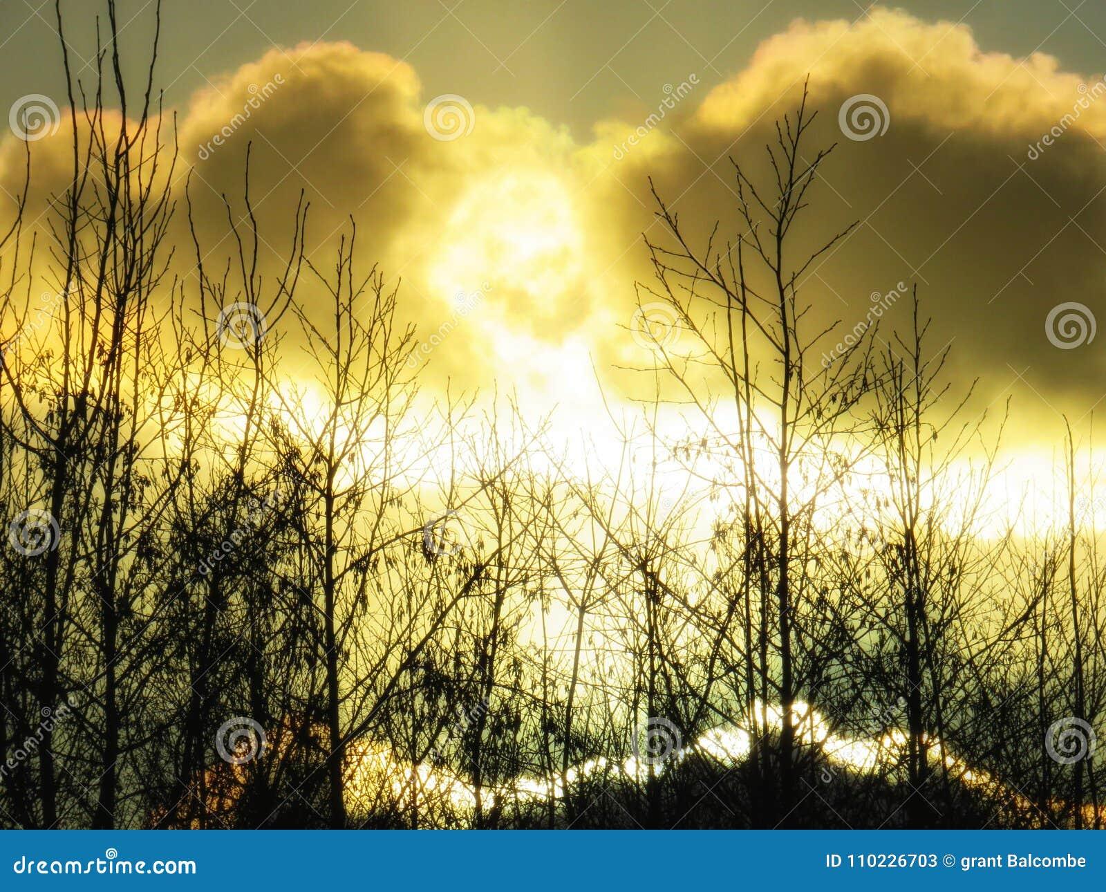 Файрбол в небе
