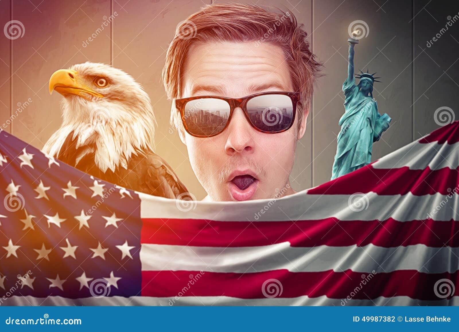 Фанат США