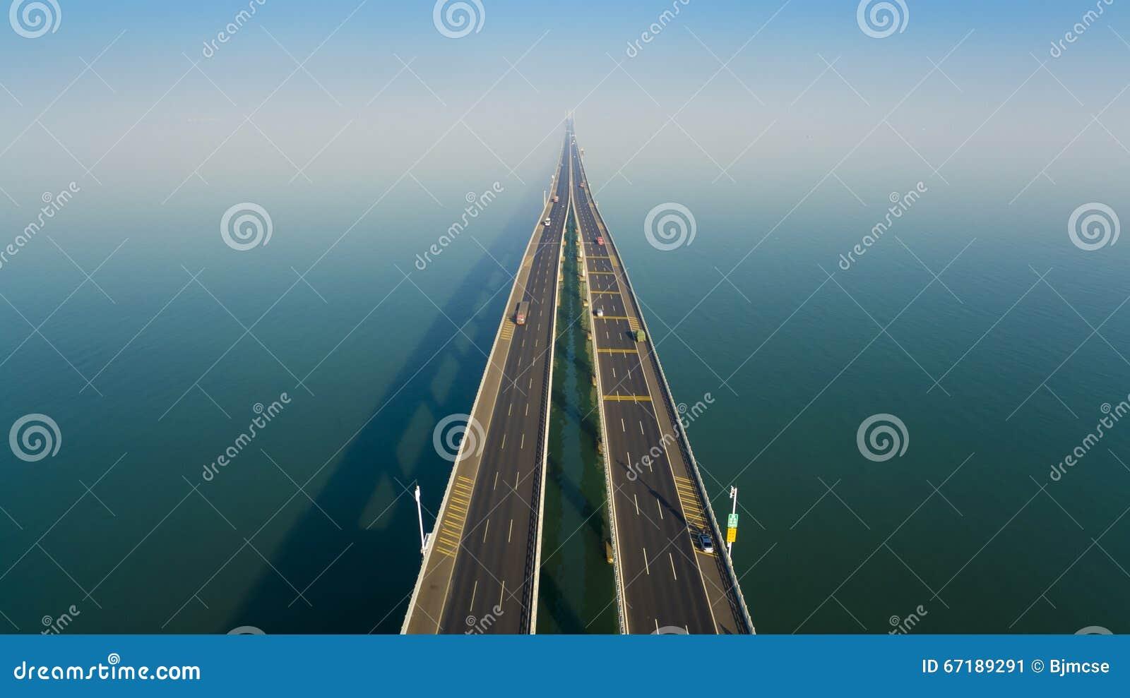 Фарфор qingdao bridg Jiaozhouwan