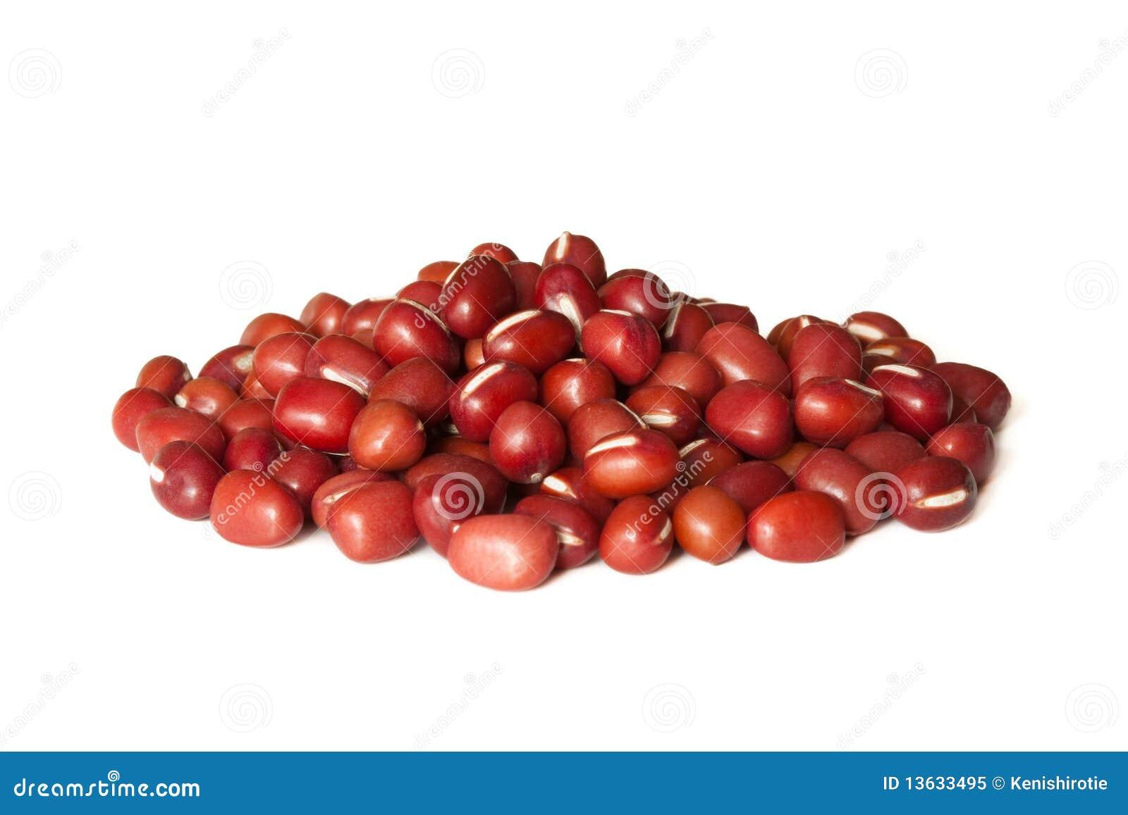 фасоли красные