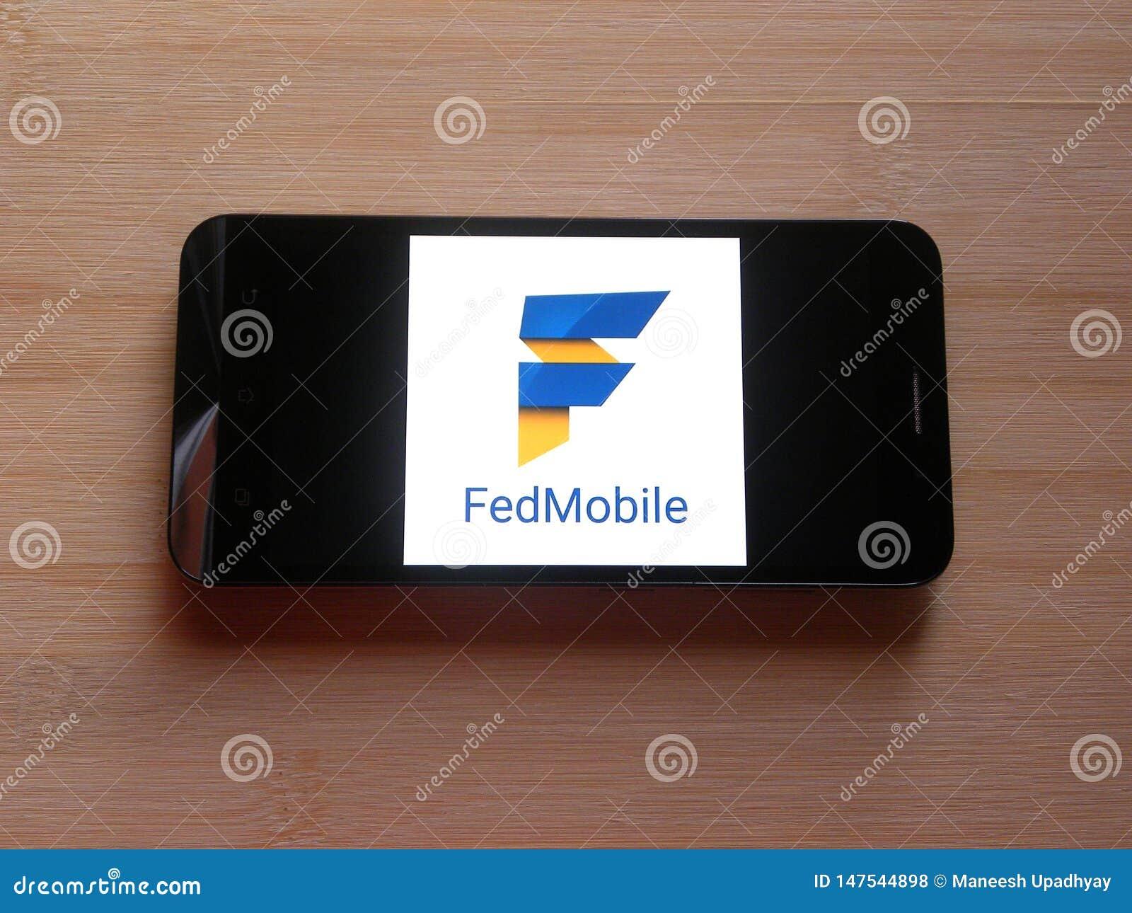 Федеральное приложение FedMobile банка