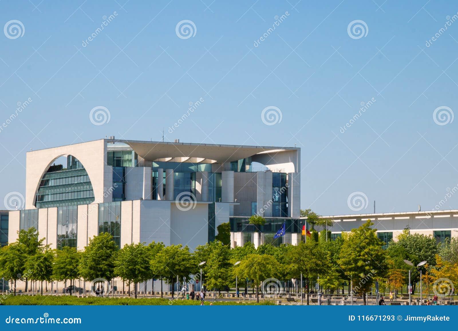 Федеральное bundeskanzleramt chancellerey в Берлине