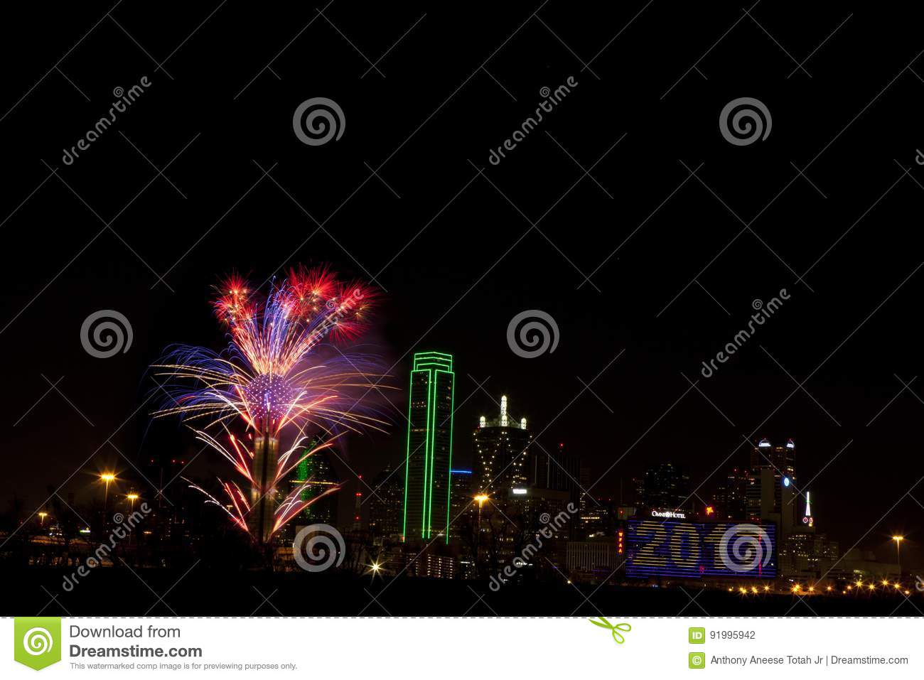 феиэрверки texas dallas