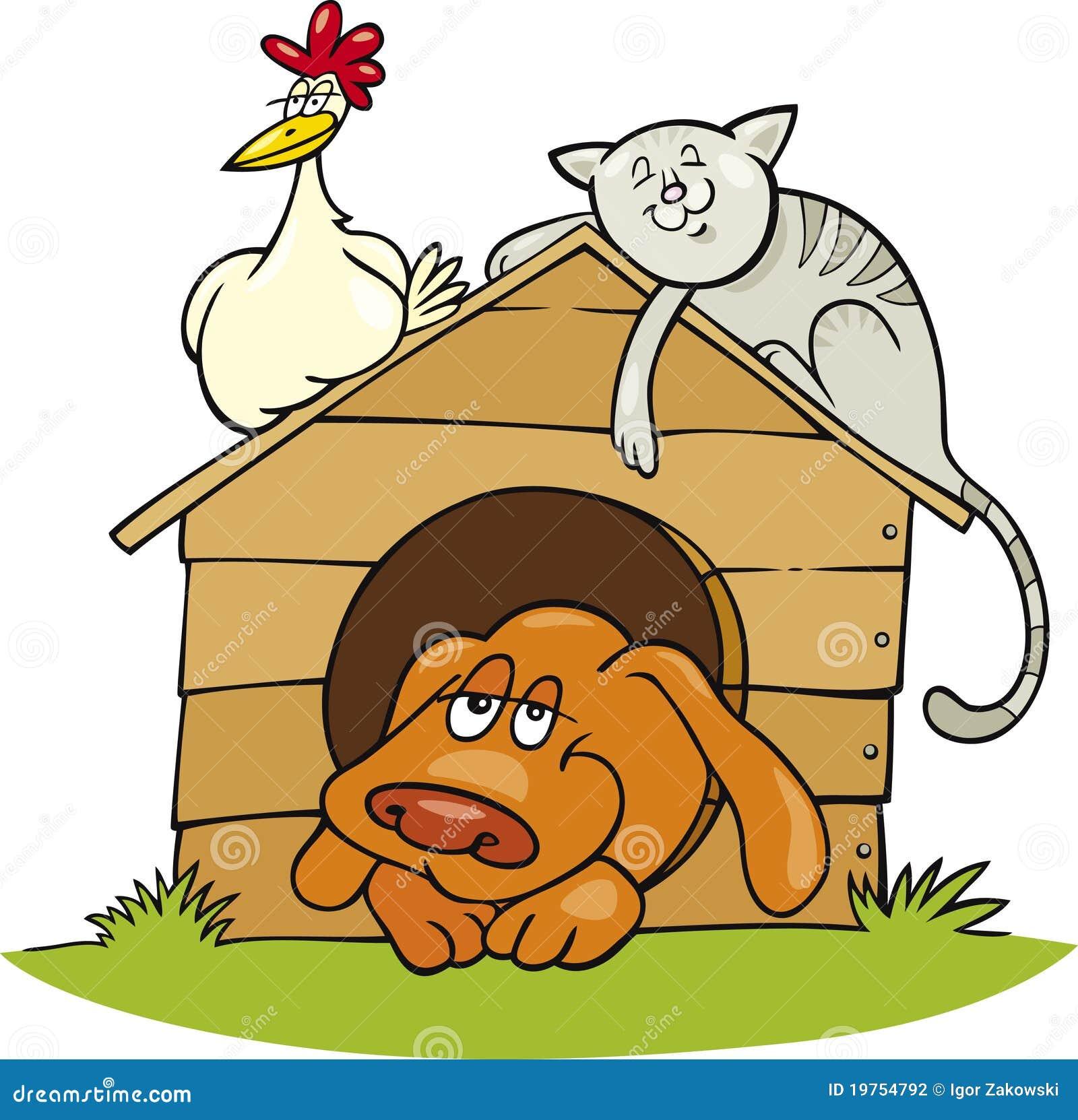 счастливая ферма животных