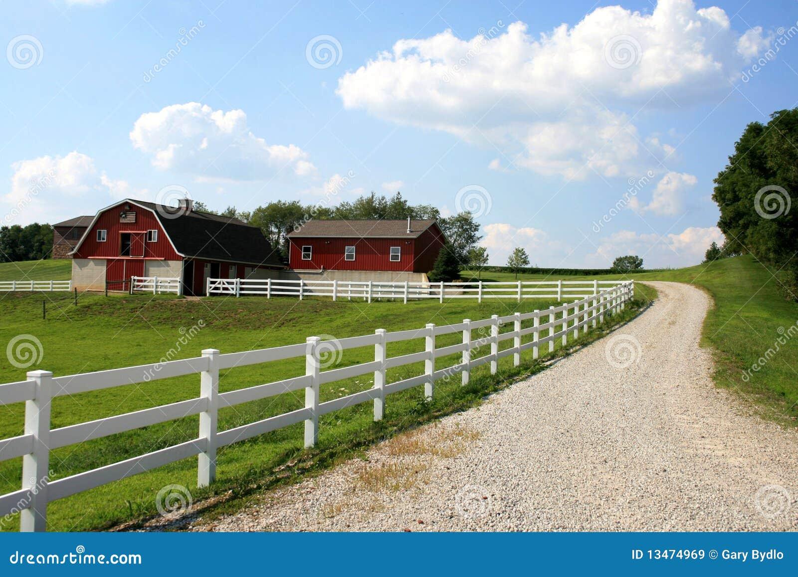 ферма amish