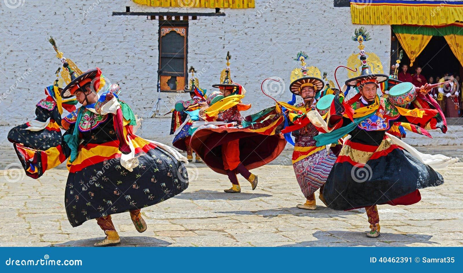 Фестиваль Бутана