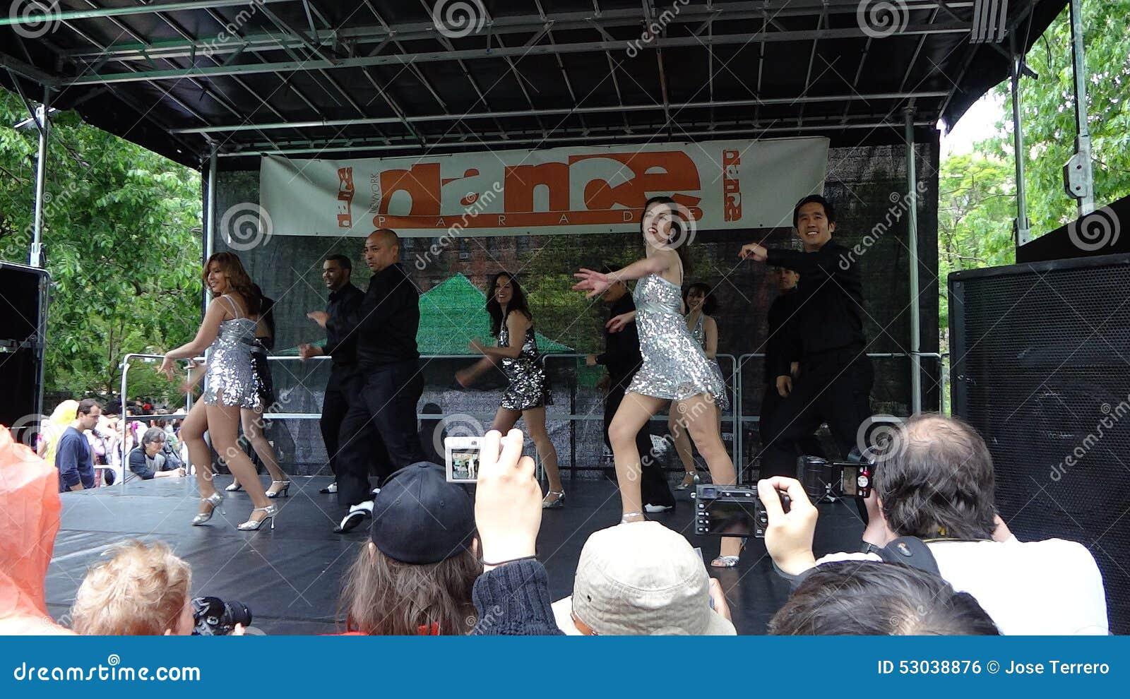 Фестиваль 7 танца 2013 танцев