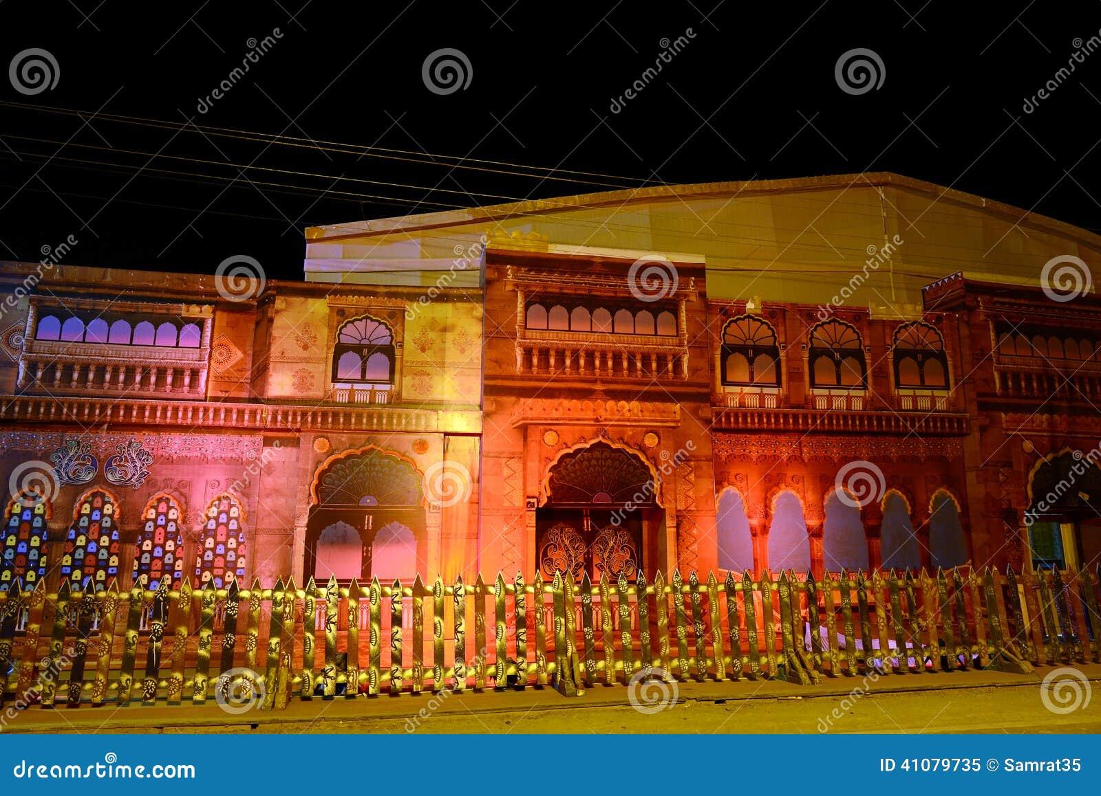 Фестиваль Kutch Гуджарата