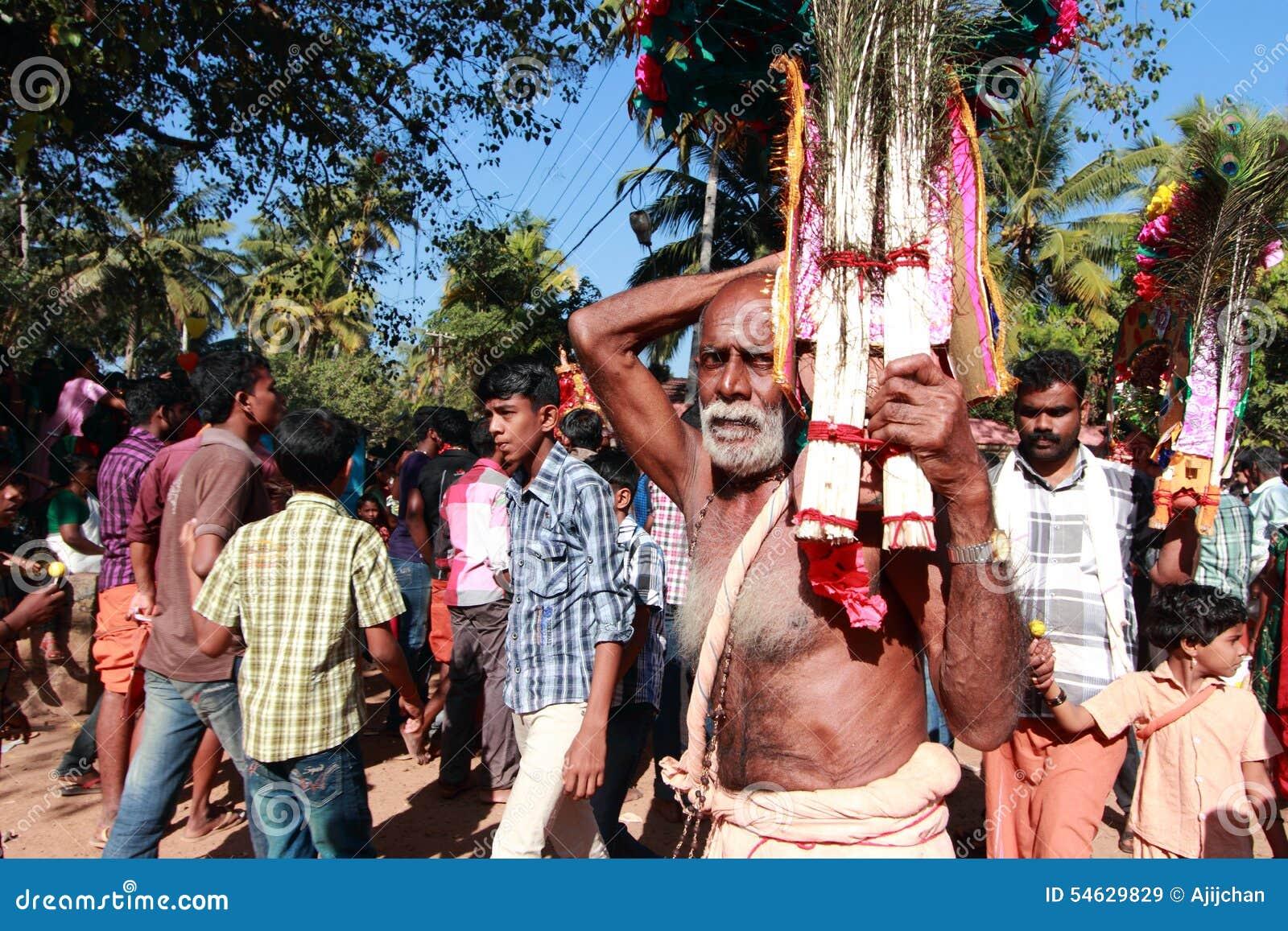 Фестиваль Thaipooyam