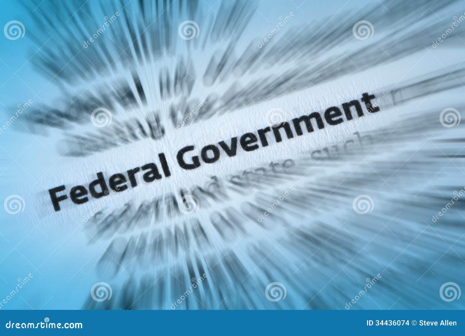 Федеральное правительство
