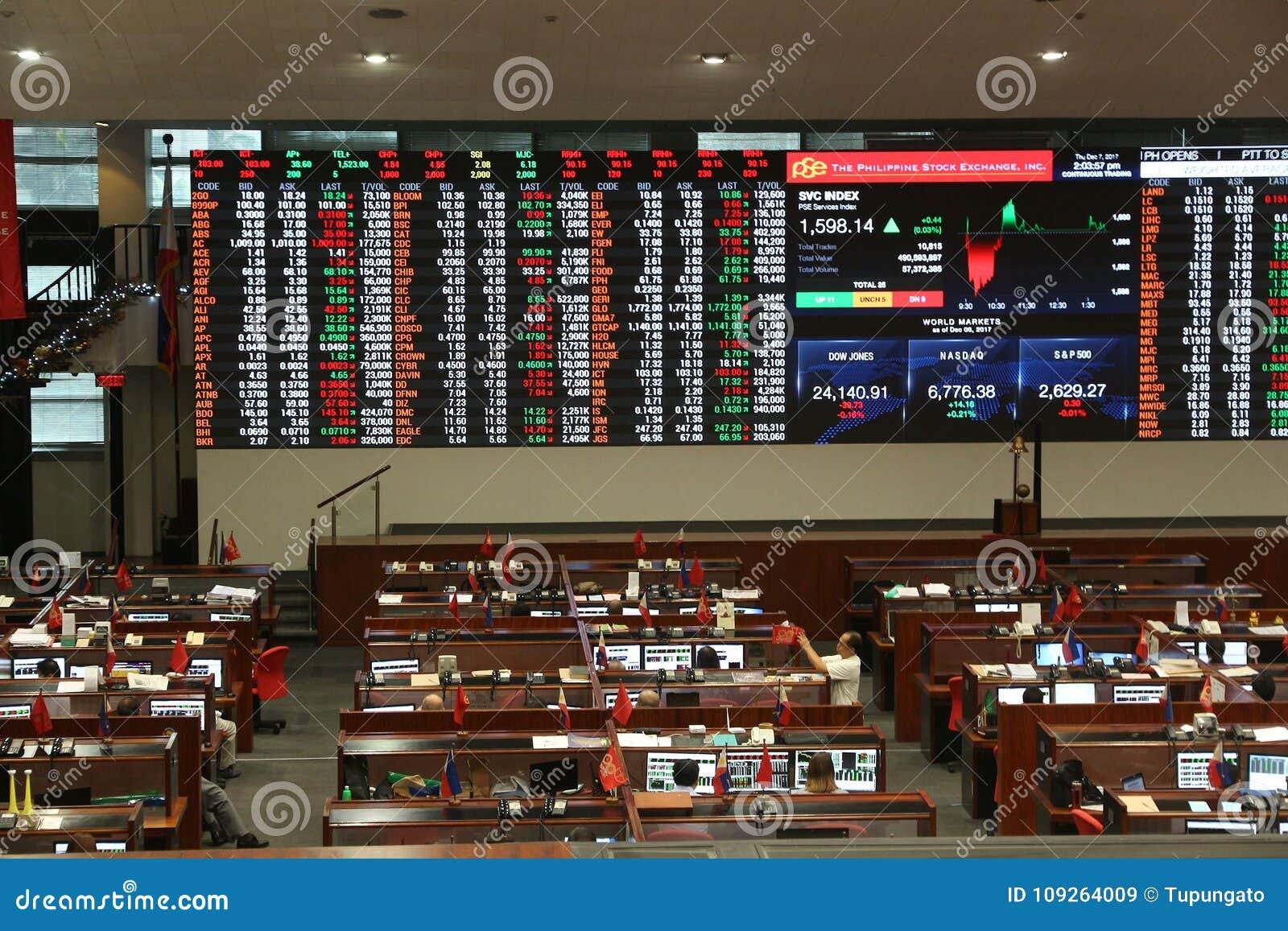 Филиппинская фондовая биржа
