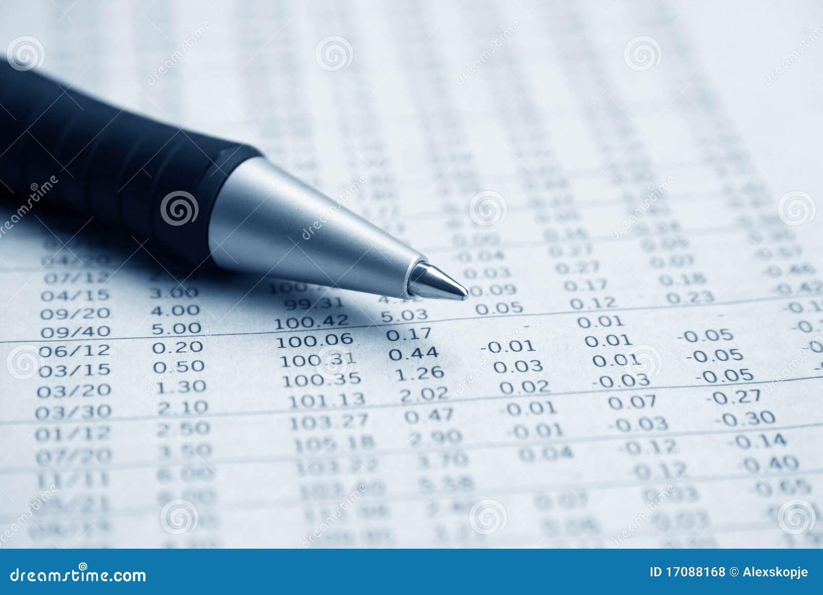 финансовохозяйственный рапорт