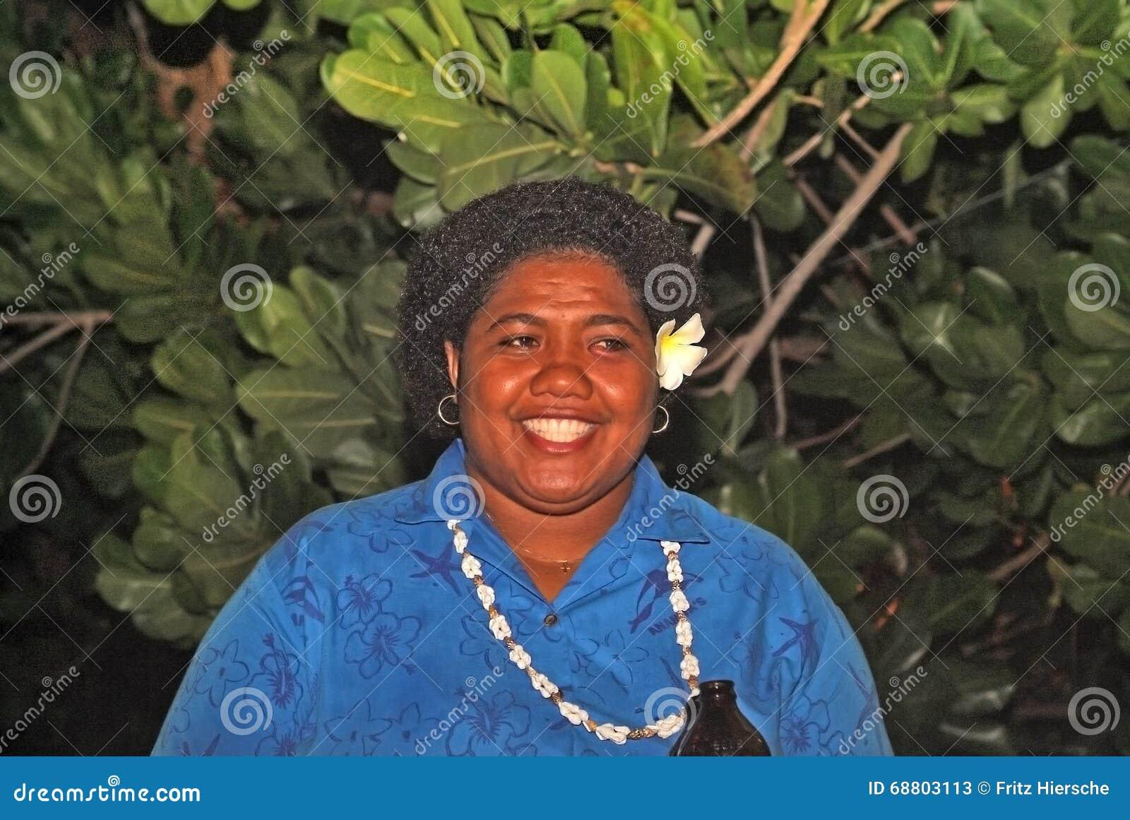 Фиджи, люди