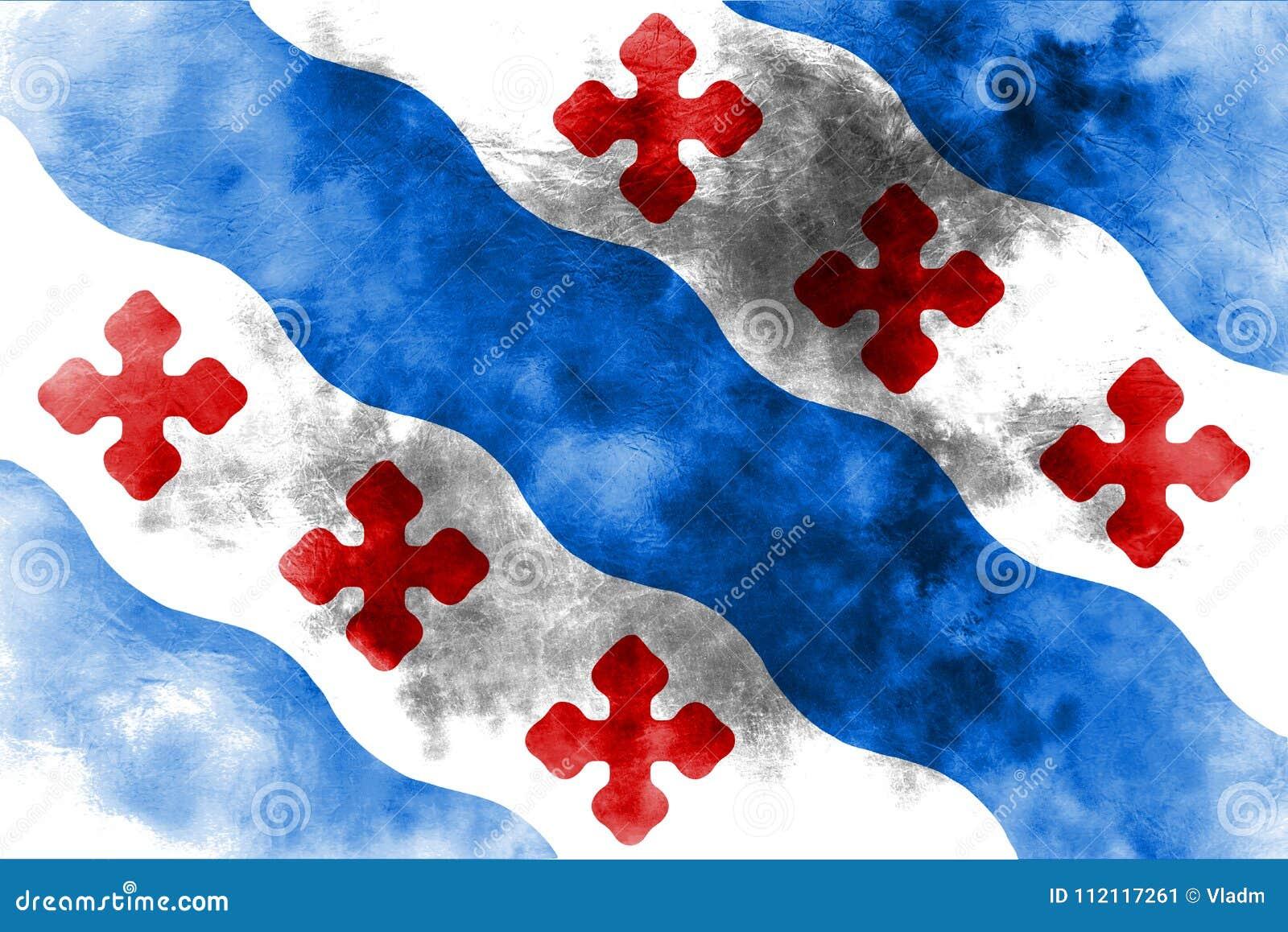 Флаг задымления городов Роквилла, положение Мэриленда, Соединенные Штаты Amer