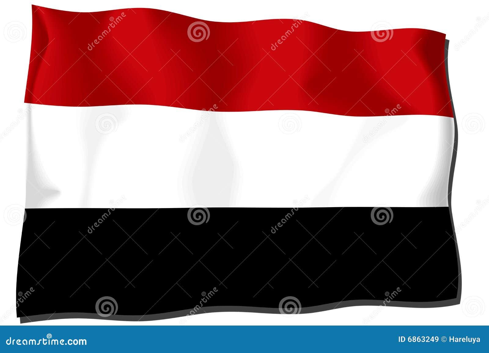 флаг Иемен