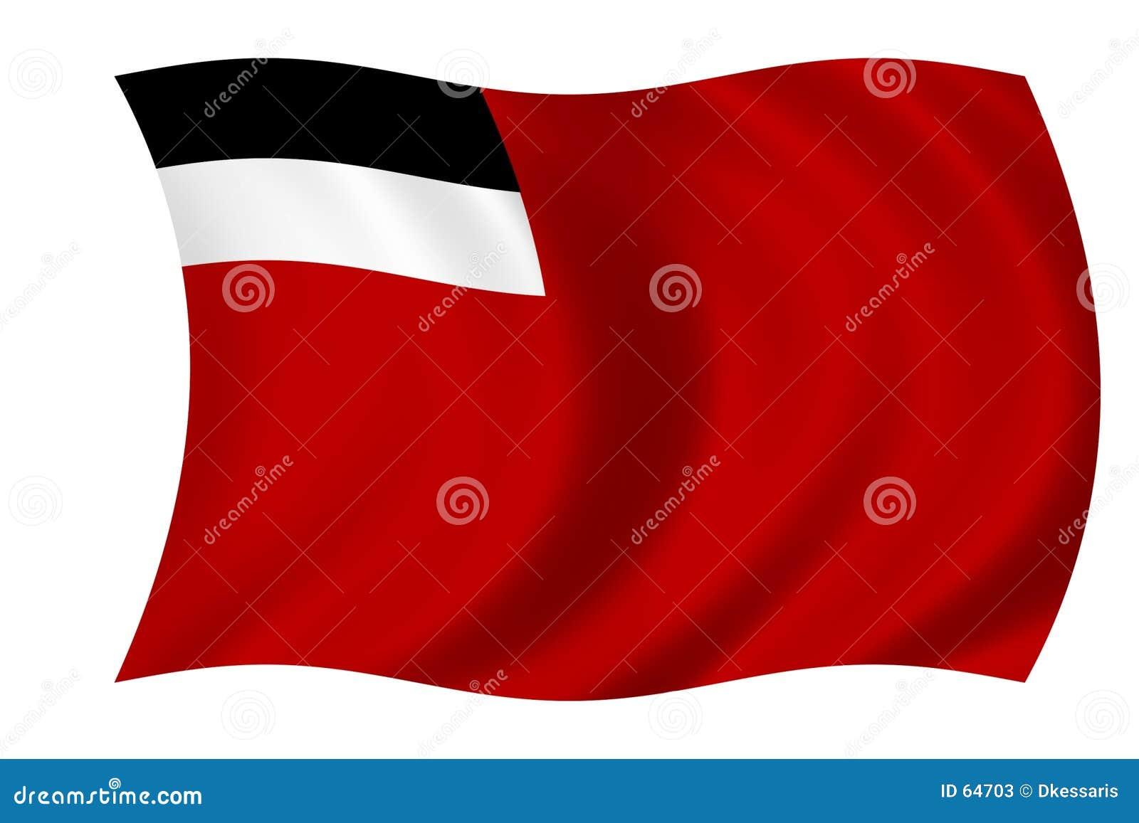 флаг Georgia
