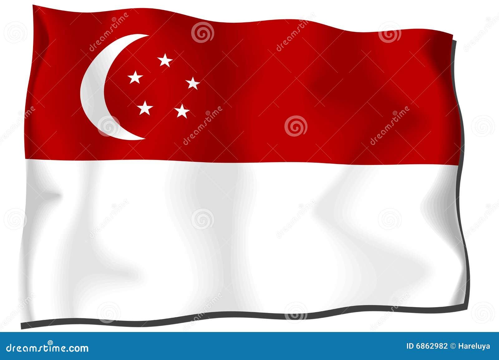 флаг singapore