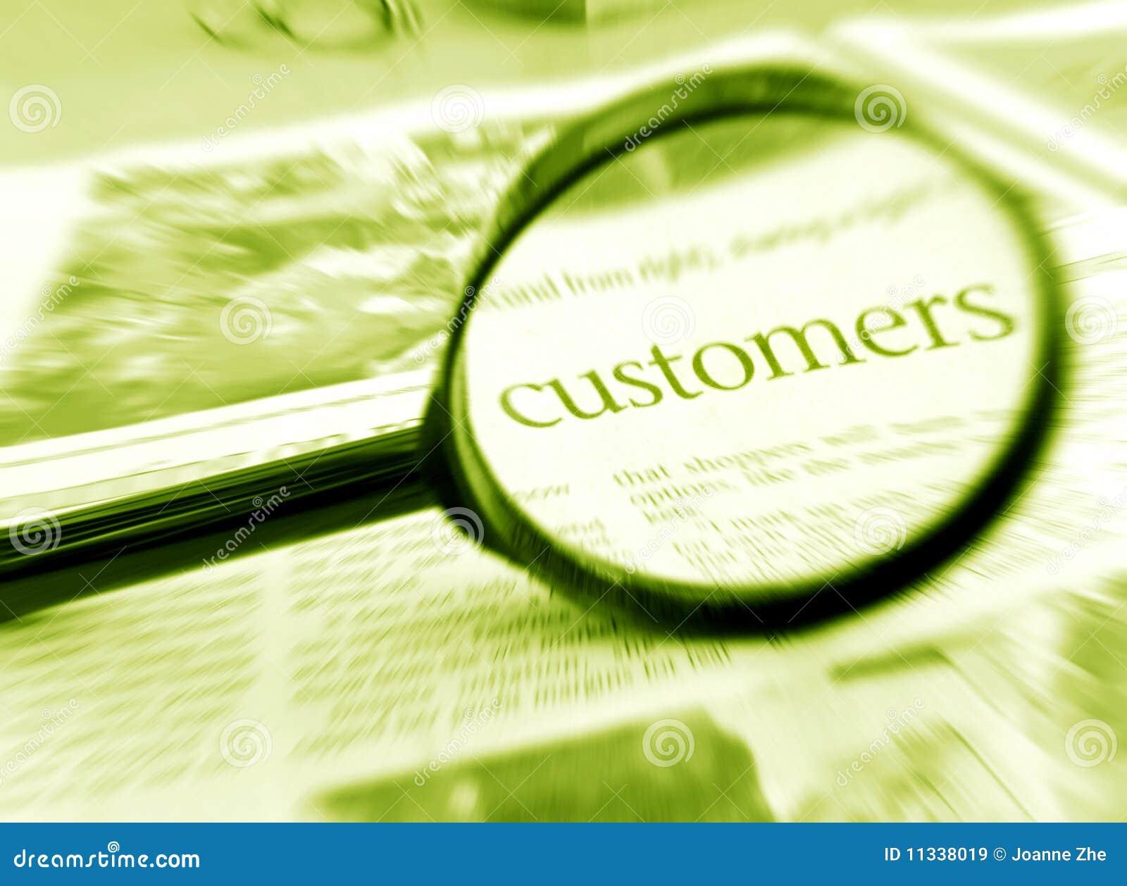 фокус клиентов