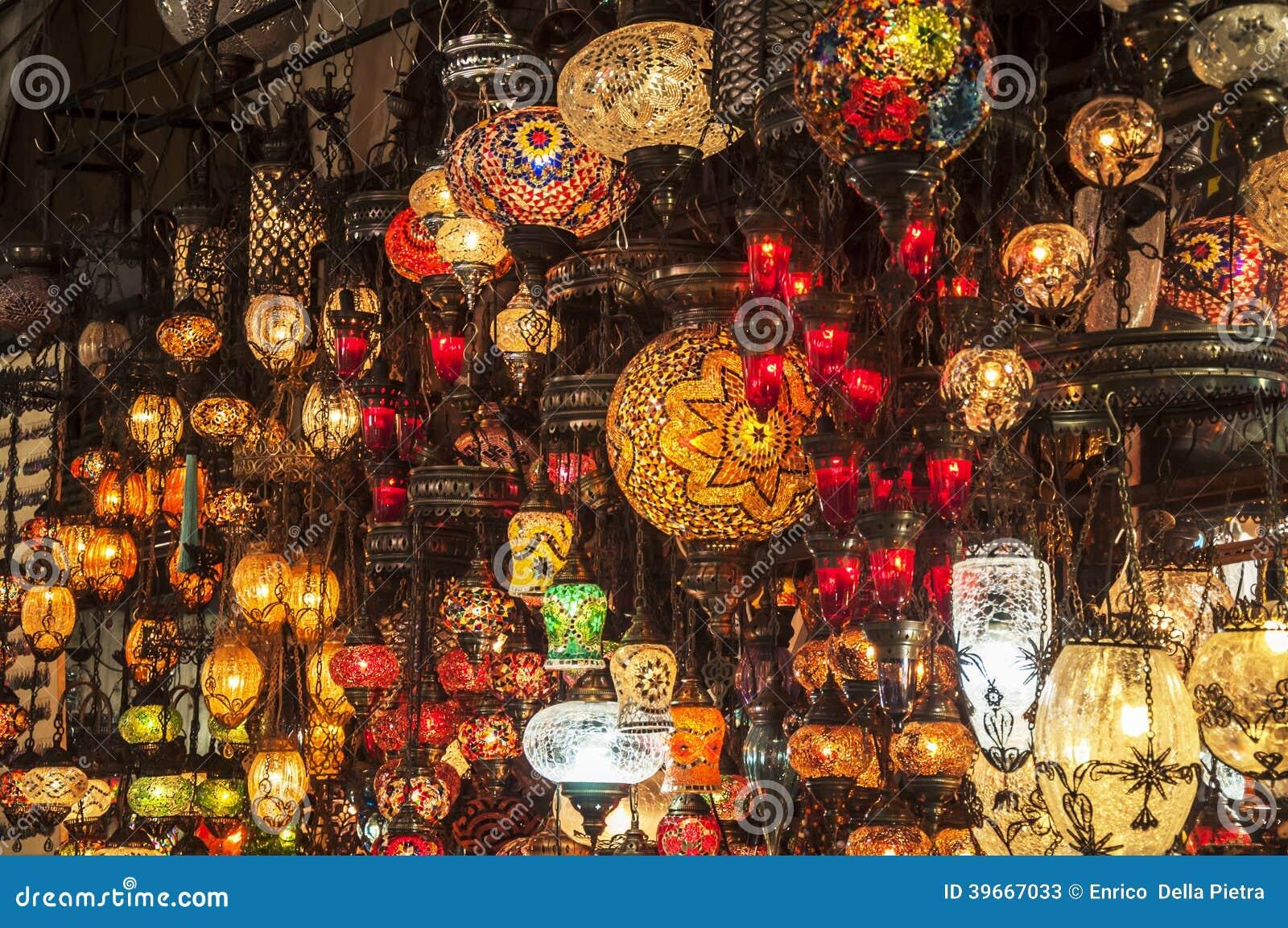 Фонарики базара