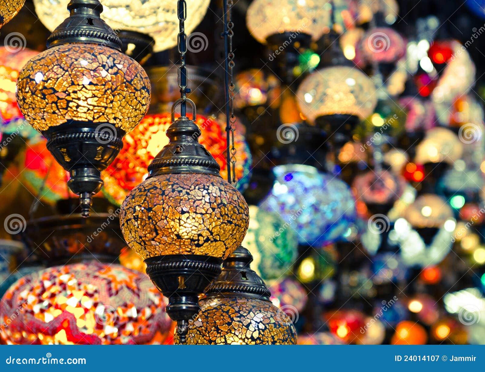 фонарики istanbul