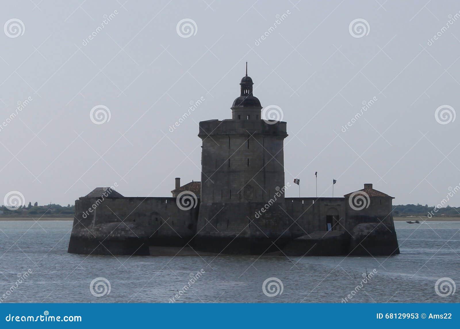 Форт Louvois, Bourcefranc-le-Chapus (Франция)