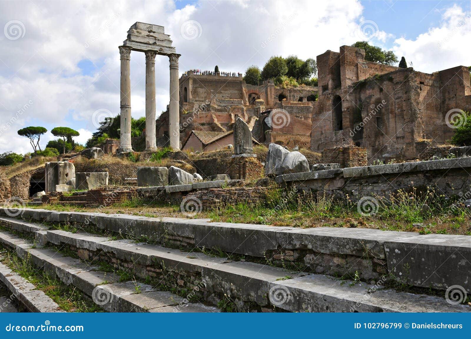 форум римский