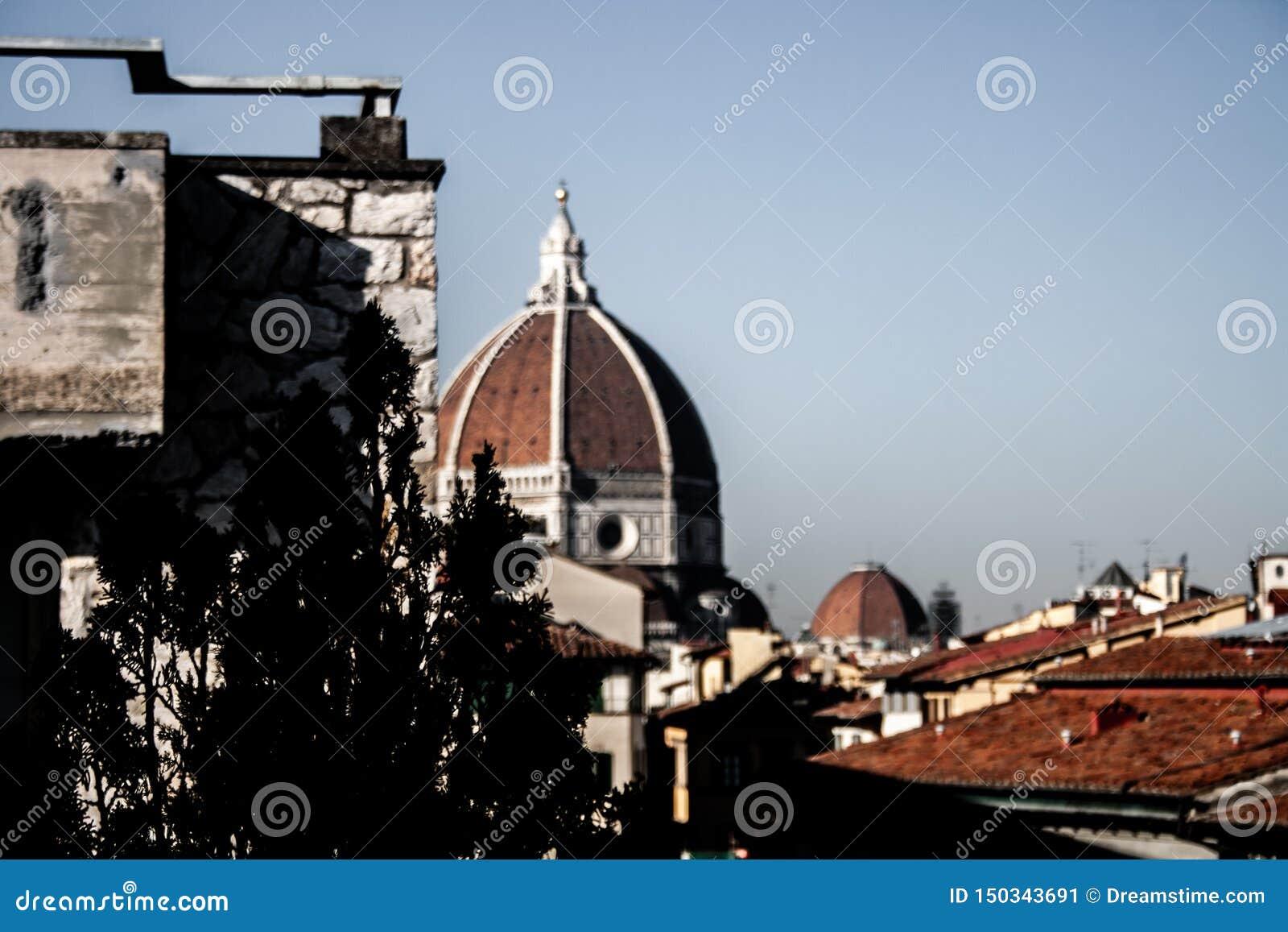 Фотография собора Флоренс, Италии