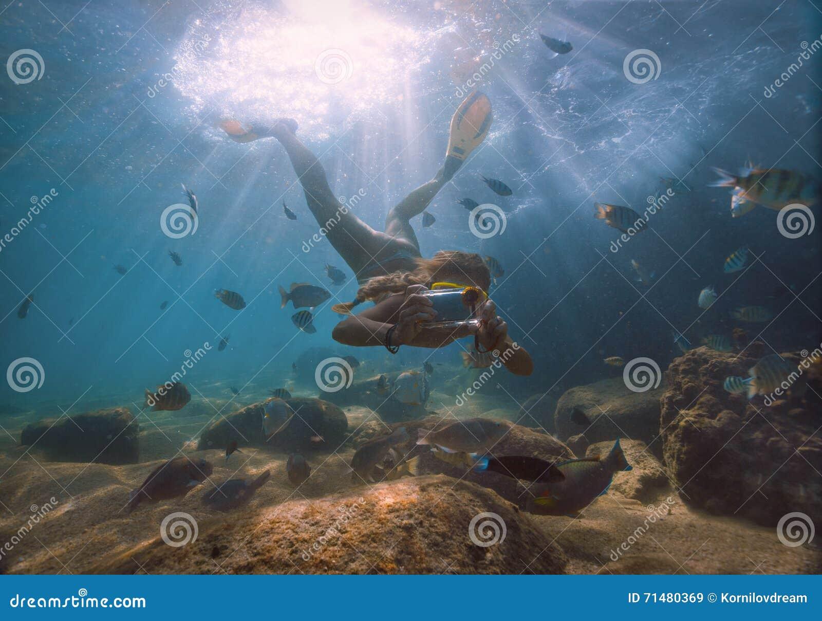 Фото подводное