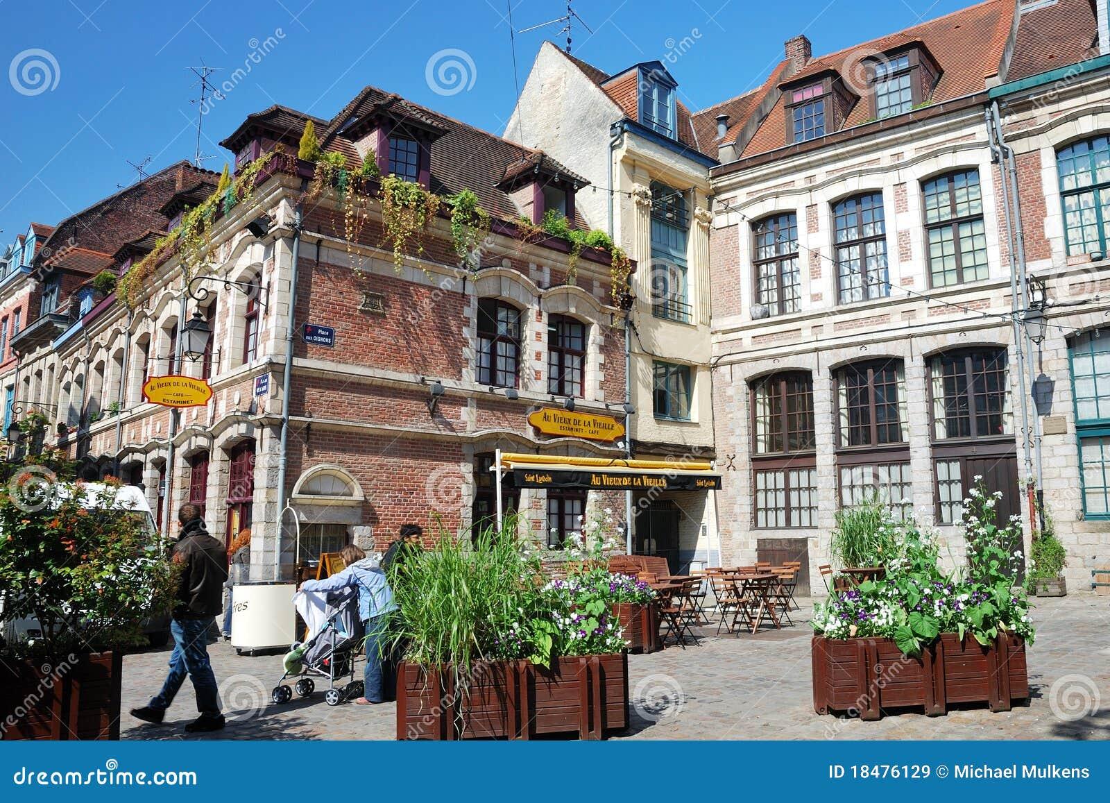 Франция lille