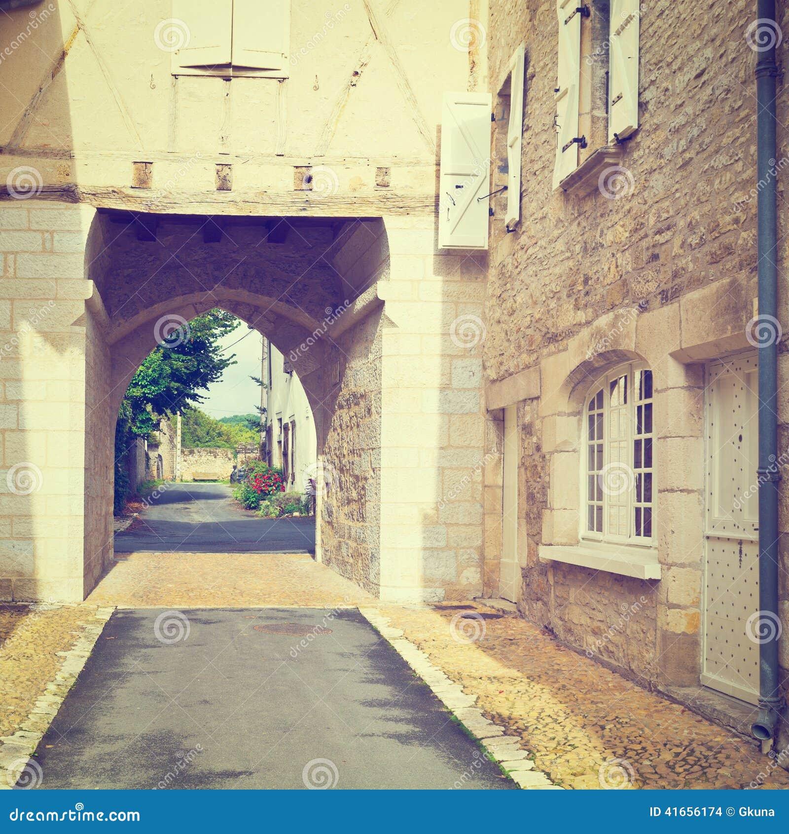 Французский город